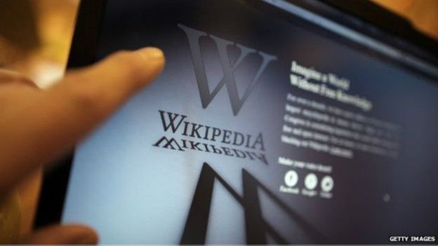 Wikipedia (Getty)