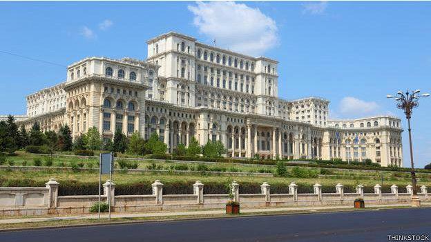 Palacio Legislativo, Rumania