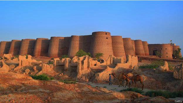Fuerte Derawar, Pakistán