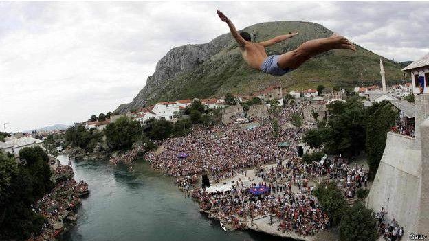 Puente de Mostar, Bosnia-Herzegovina