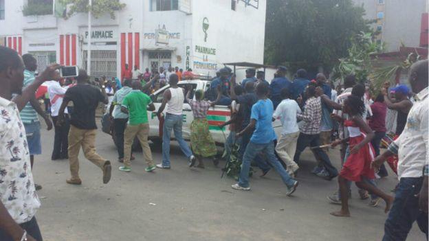 Amakuru mashya kw'ihirikwa ry'ubutegetsi rivugwa mu Burundi - BBC Gahuza