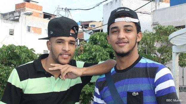 Alexandre Ferreira e Samuel Silva | Foto: BBC