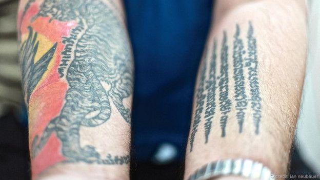 Sak Yant Los Tatuajes Con Poderes Sobrenaturales De Tailandia