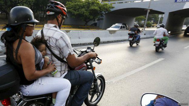 Carretera en Venezuela