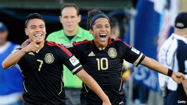 México gana la Copa de Oro 2011
