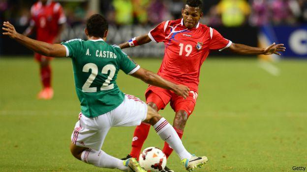 México en la Copa de Oro de la Concacaf 2013