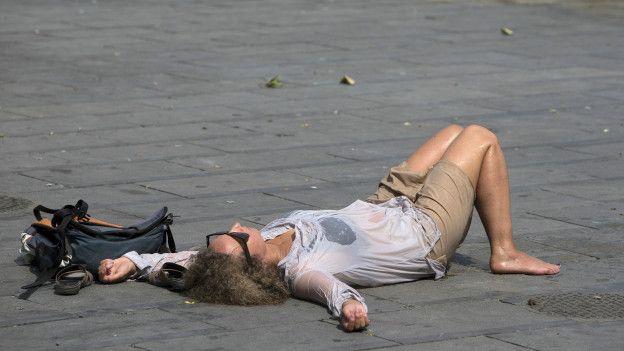 Resultado de imagen de muerte por calor