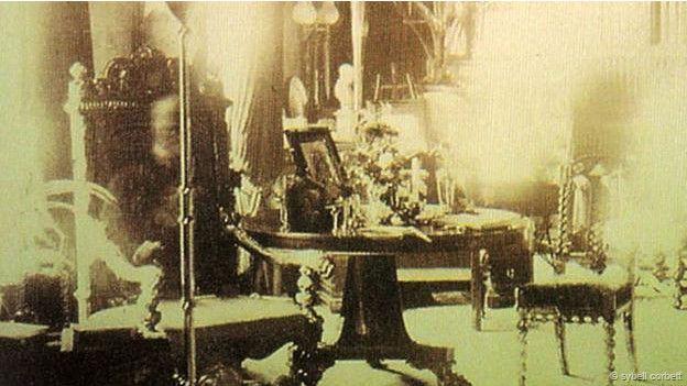 La famosa foto de Lord Combermere