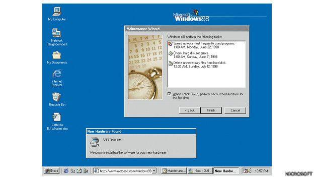 Windows 10 12 Fotos Que Muestran Como Windows Ha Cambiado En 30