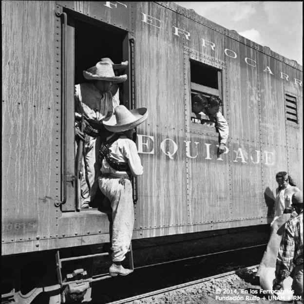 Las Imágenes De Los Viejos Ferrocarriles De México Tomadas