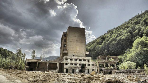 Las minas de uranio cercanas a Kalachi llevaban cerradas desde la caída de la Unión Soviética.