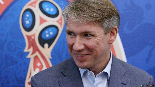 Сорокин выбран в совет ФИФА