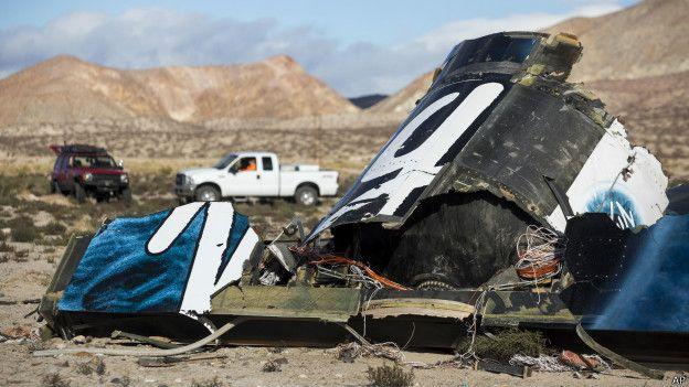 Accidente de la nave SpaceShip Two