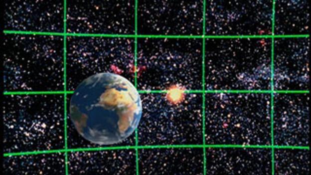 Así se mapea el CMB desde la Tierra
