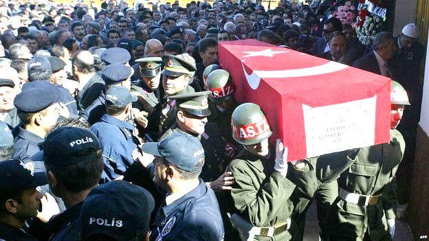 Civil víctima de ataque atribuido al PKK en Turquía