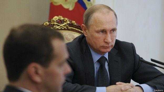El presidente ruso, Vladimir Putin, firmó la semana pasada la orden de incinerar los productos que provengan de los países sancionados por Rusia.