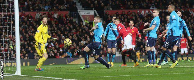 Gol Mata, Manchester United
