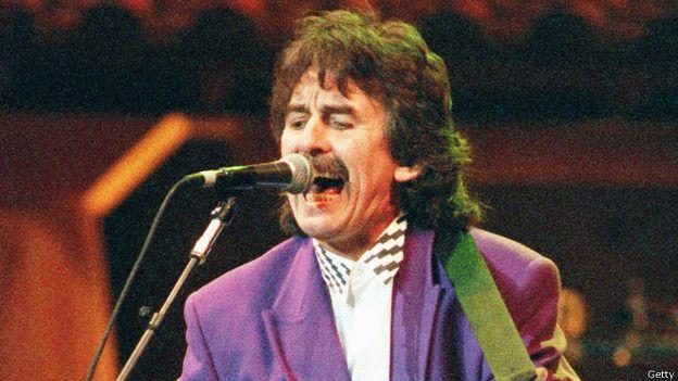 El ex Beatles George Harrison