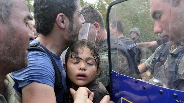 macedonia, crisis
