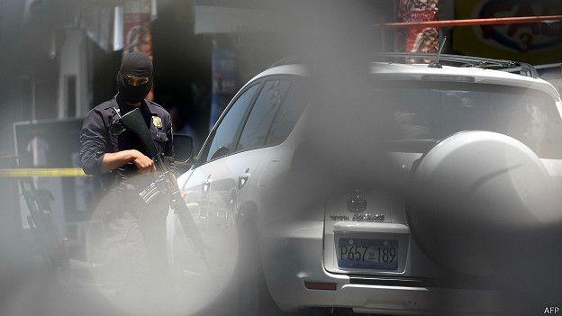 Violencia El Salvador