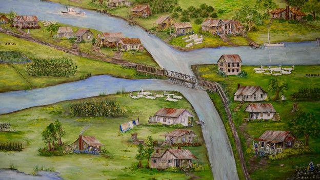 Pintura de Leeville