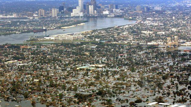 Lo Que No Puedo Olvidar Del Nueva Orleans De Katrina Bbc News Mundo