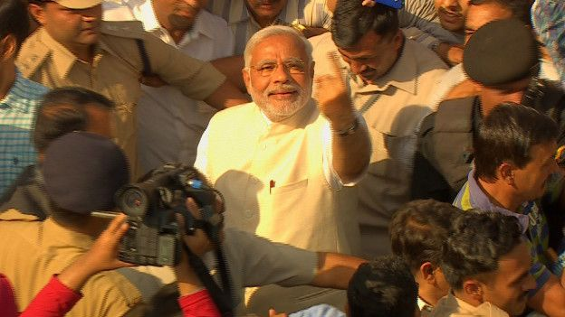 (Foto: Bhasker Solanki/BBC)