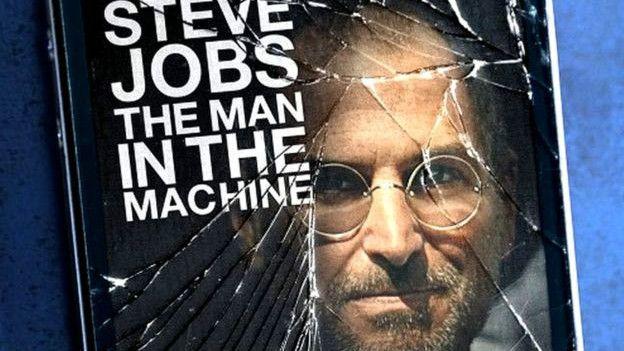 "ed12f9f7132 Derechos de autor de la imagen CNN Films Image caption El documental ""Steve  Jobs: ..."