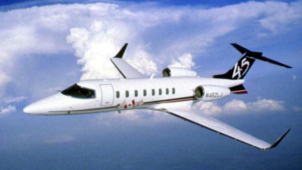 里尔45喷气机