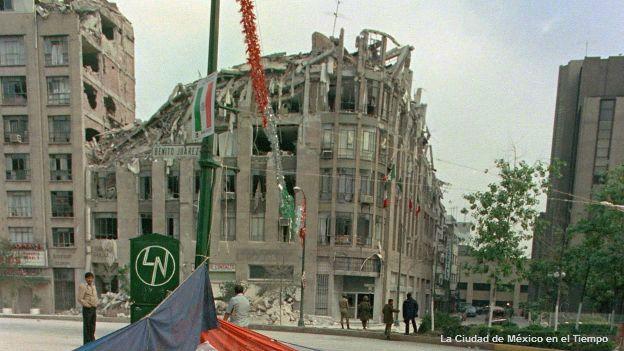 Terremoto De 1985 El Devastador Sismo Que Cambió Para Siempre El