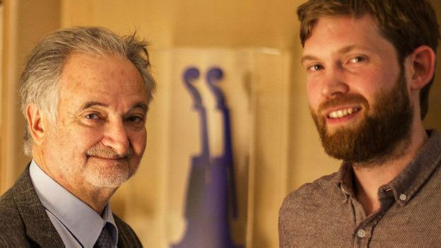 Jacques Attali y Sam York