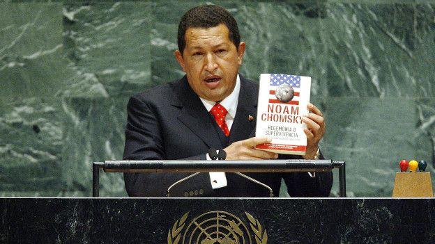 Resultado de imagen para discurso completo de chavez en la ONU