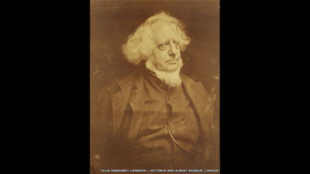 Sir Henry Cole, 1866. Foto: Julia Margaret cameron.