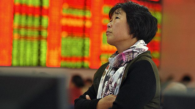 Inversionista china