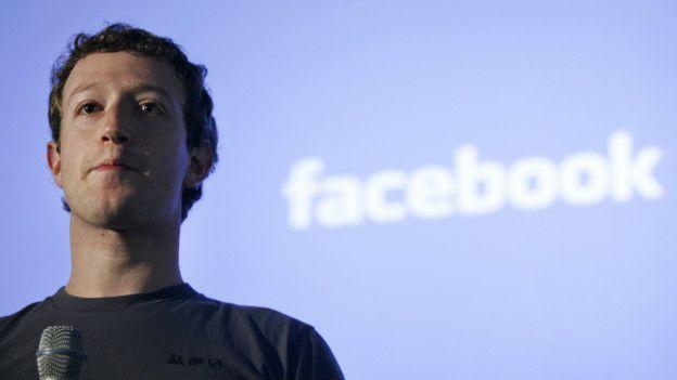 Mar Zuckerberg, fundador de Facebook
