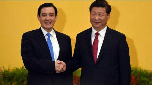 Reunión China-Taiwán