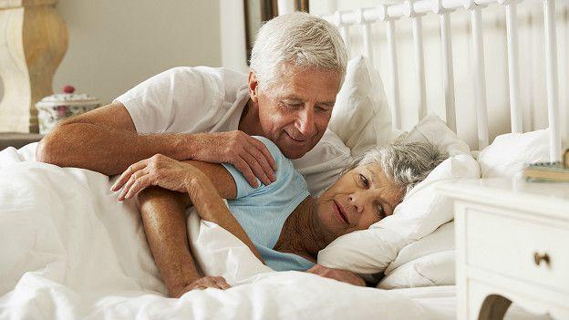 Мотивация к сексу у пожилых женщин
