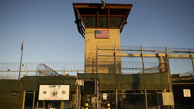 Guantánamo fachada