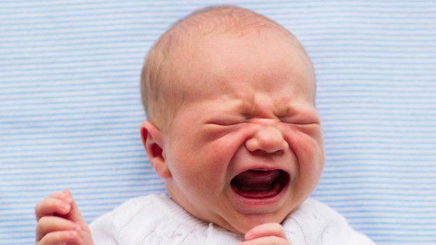 Resultado de imagen para bebe llorando