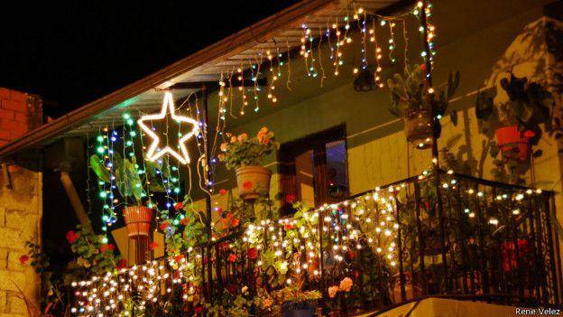 Decorar El Balcon En Navidad.La Decoracion De La Navidad Vista Por Los Lectores De Bbc