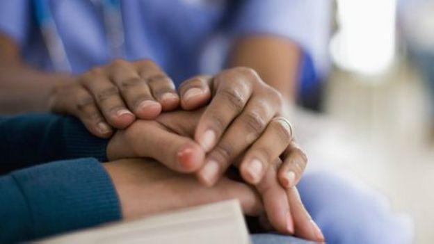 Cuidado hospitalario