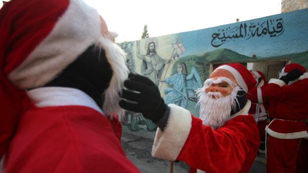 Navidad en Medio Oriente