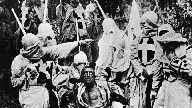 Resultado de imagen de Ku Klux Klan