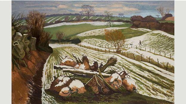 "Джон Нэш ""Таяние снега в Уормингфорде"""