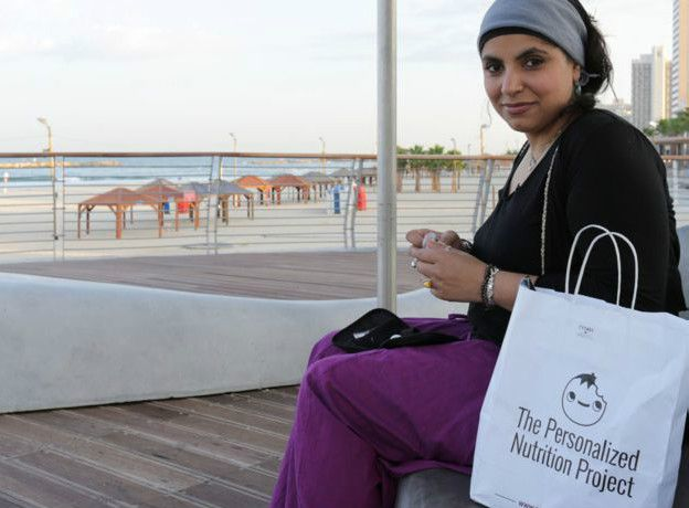На набережной в Тель-Авиве