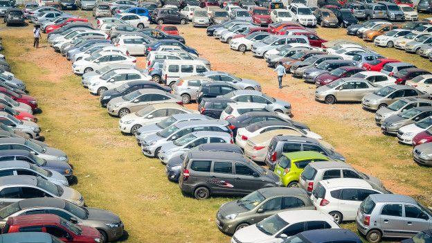 La Ciudad Donde Los Mercedes Y Los Porsche Se Venden A Precio De