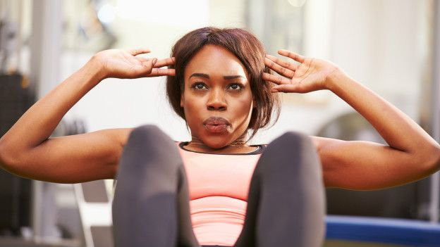 los mejores ejercicios para un vientre plano