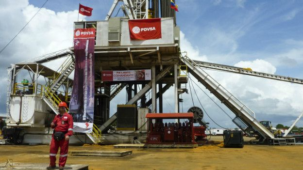 Resultado de imagen para auge petrolero venezolano