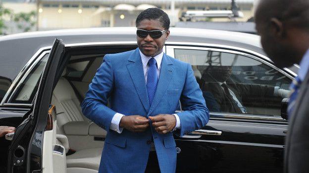 Teodoro Obiang Mangue