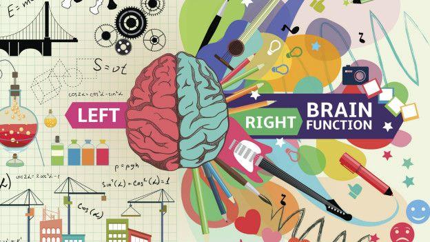 Cada lado del cerebro tiene funciones diferentes, pero eso no significa que existan diferentes tipos de pensamiento.
